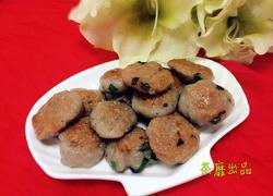 Q弹鲮鱼饼