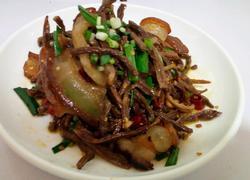 腊肉干豇豆