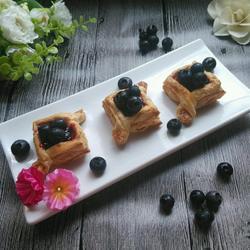 蓝莓果酱酥(迷你版)