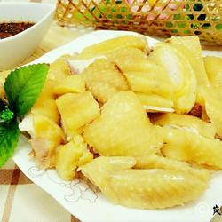 广东白切鸡