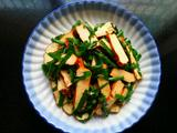 韭菜炒豆干的做法[图]