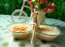 西米芒果椰奶露