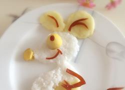 早餐~小老鼠