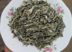 蒸野菜(扫帚苗子)