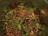芥菜炒牛肉的做法[图]