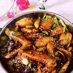麻辣香锅鸡鸭翅