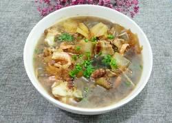 红烧冬瓜排骨汤