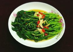 清炒茼蒿菜