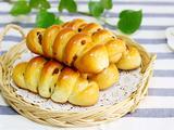 葡萄干小面包卷(中种)的做法[图]