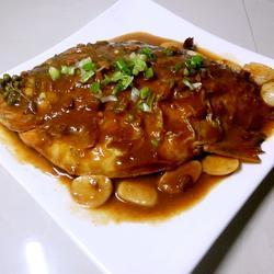 豆瓣酱红鱼的做法[图]