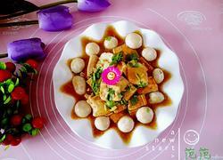 豆腐烧口蘑