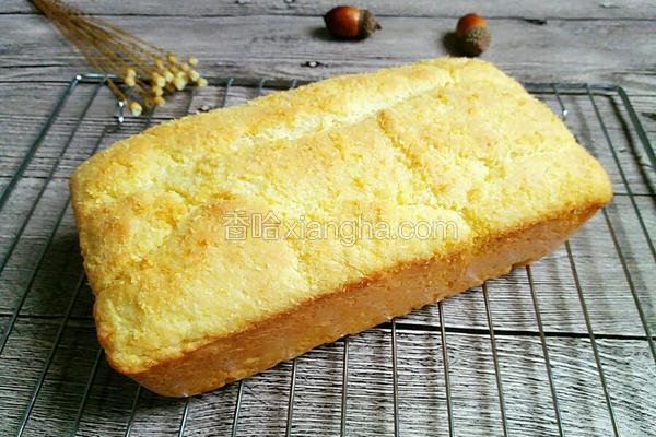 椰蓉奶香面包