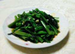 清炒空心菜