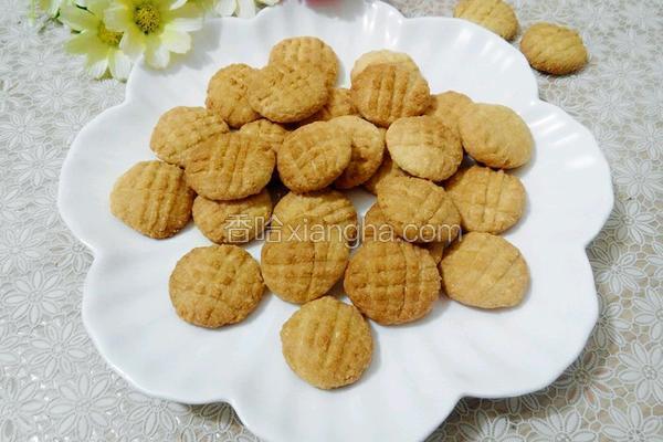 奶油椰蓉小饼干