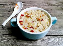 鸡蛋红枣燕麦粥