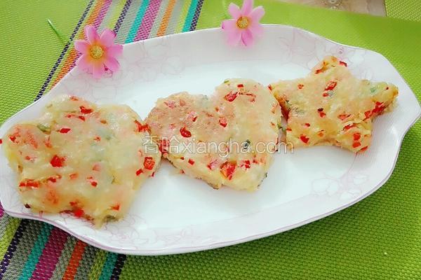 咸香土豆饼
