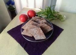 桑椹果酱杂粮饼