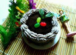 奥利奥咸奶油蛋糕(4寸)