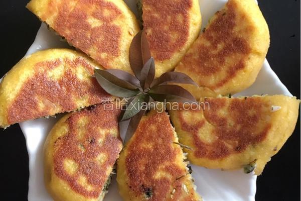 野草黄金饼