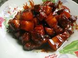 腐乳红烧肉的做法[图]