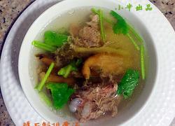鲜石斛排骨汤