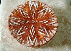 酸奶戚风蛋糕 八寸