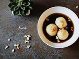 红糖姜汁芝士汤圆的做法[图]