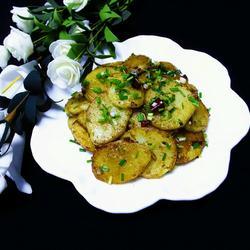 香煎土豆片(孜然味)