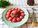 西瓜绿豆薏米爽的做法[图]