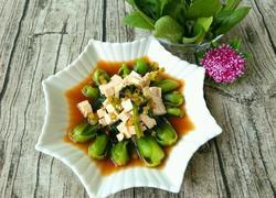 油菜豆腐约会