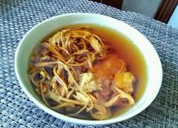 虫草花煲瘦肉汤