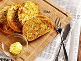 蒜香黄油烤馒头片的做法[图]