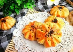 椰蓉全麦小面包