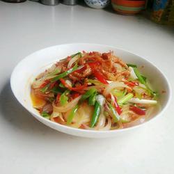 洋葱双椒肉丝