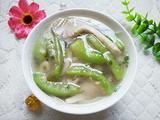 丝瓜平菇汤的做法[图]