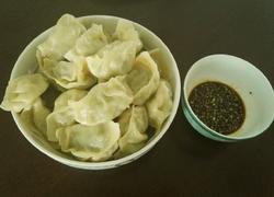 猪肉青椒杏鲍菇饺子