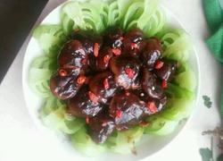 健康版香菇油菜