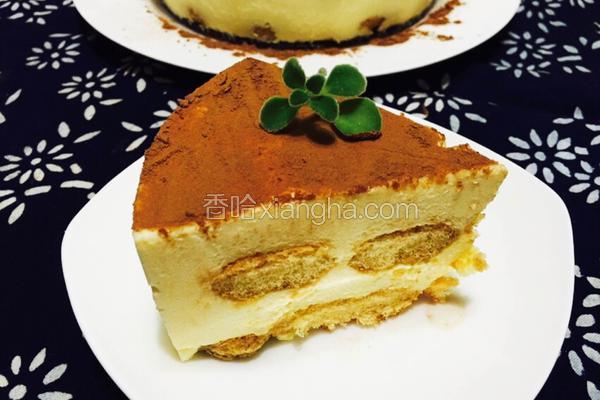 夏日免烤蛋糕