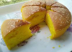 柠檬无水蛋糕