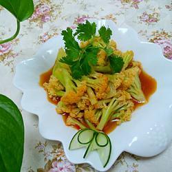 酸甜花椰菜