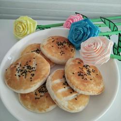 老婆饼(大豆油版)