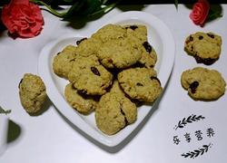 燕麦蔓越莓饼干