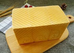 奶香土司(一次发酵法)