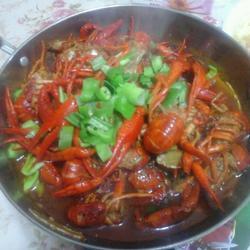 麻辣江龙虾