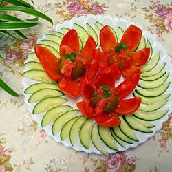 莲花西红柿