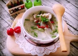 秀珍菇枸杞筒骨汤