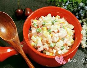 土豆红肠沙拉[图]