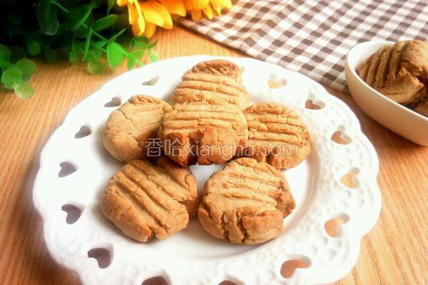 芝麻酱饼干