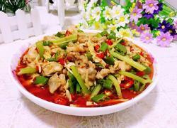 川味仔姜鲜椒兔肉