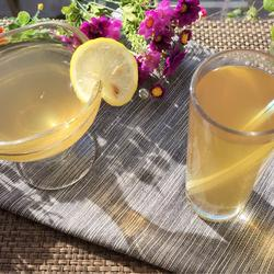 田基黄凉茶煲